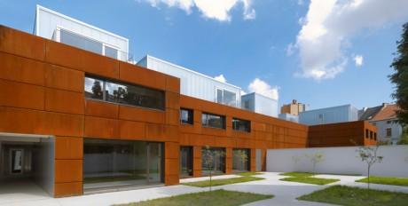 Жилой комплекс в Бельгии 3