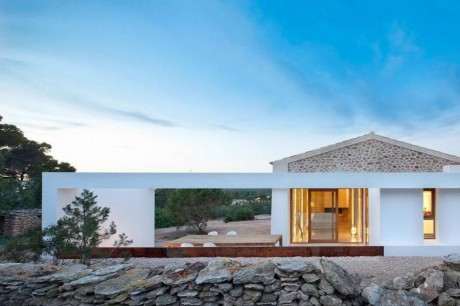 Расширение дома в Испании 2