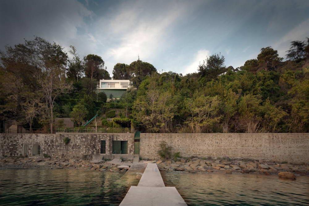 Реконструкция дома в италии 6