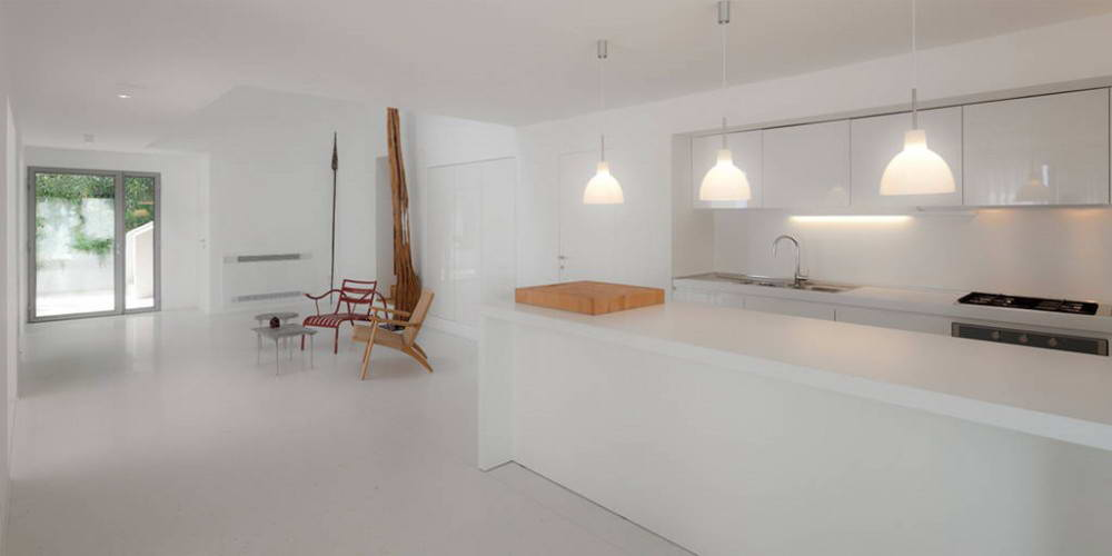 дизайн кухни частный дом фото