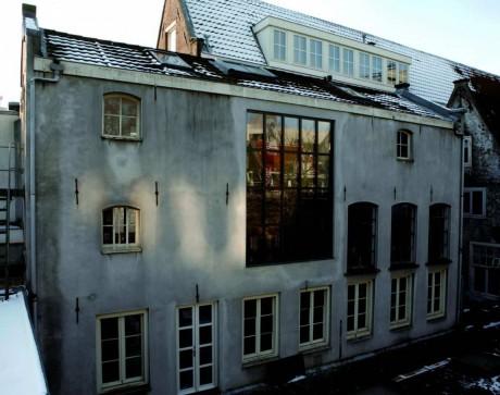 Реконструкция дома в Голландии 2