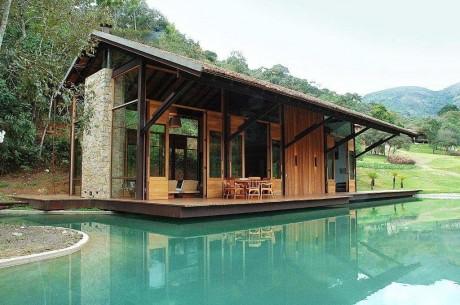 Загородный дом в Бразилии 5