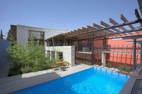 Дом для архитектора на Кипре