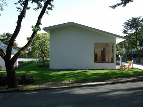 Загородный дом в Японии 2