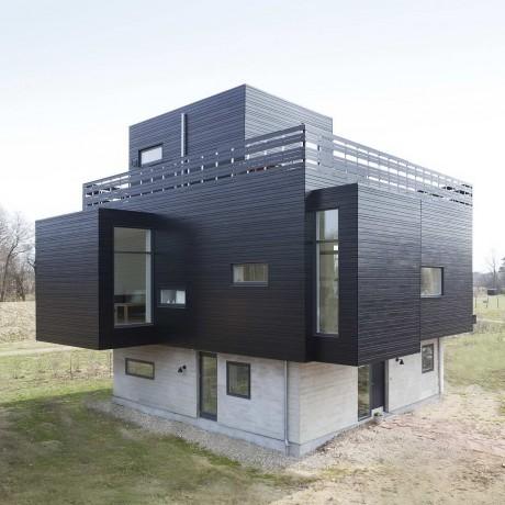 Загородный дом в Дании 2