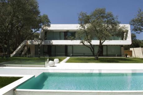 Загородный дом в Испании 10