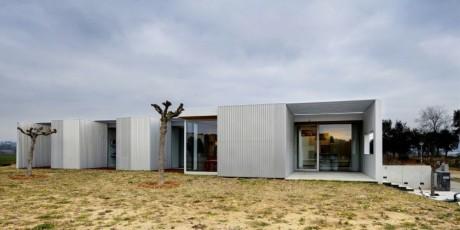 Загородный дом в Испании 9