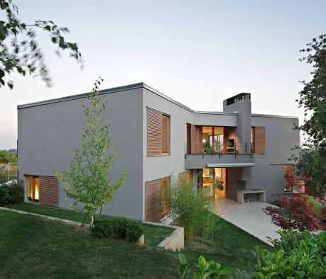 Загородный дом в Хорватии 2