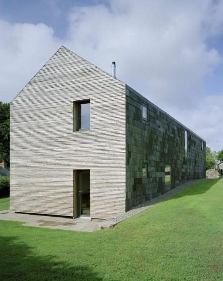 Дом-сарай в Уэльсе