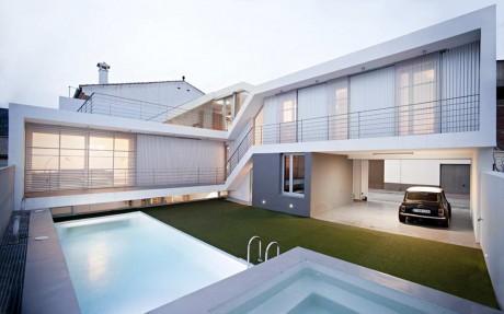 Городской дом в Испании 5
