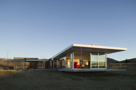 Загородный дом в Новой Зеландии 4