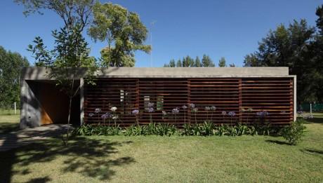 Загородный дом в Аргентине 4