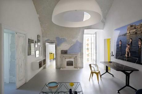 Реконструкция дома в Италии 9