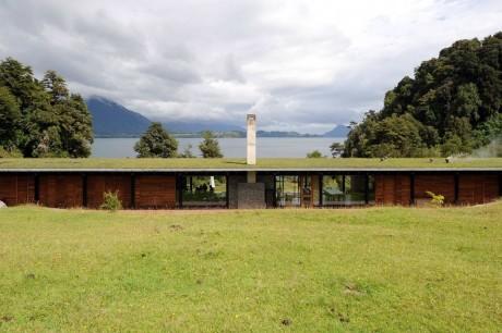 Длинный дом в Чили