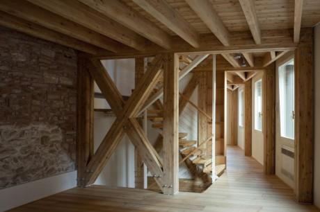 Реконструкция дома в Италии 7