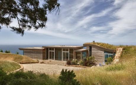 Дом у океана в США 6