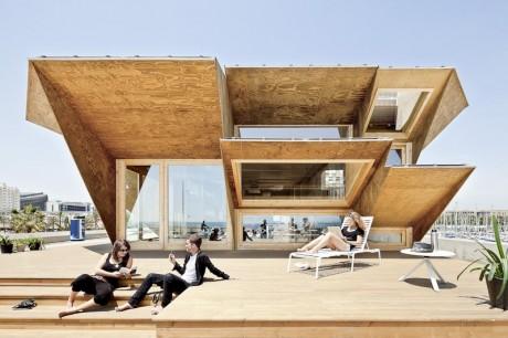 Солнечные дома в Испании