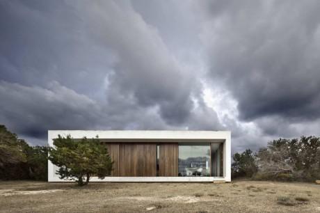 Минималистский дом в Испании 3