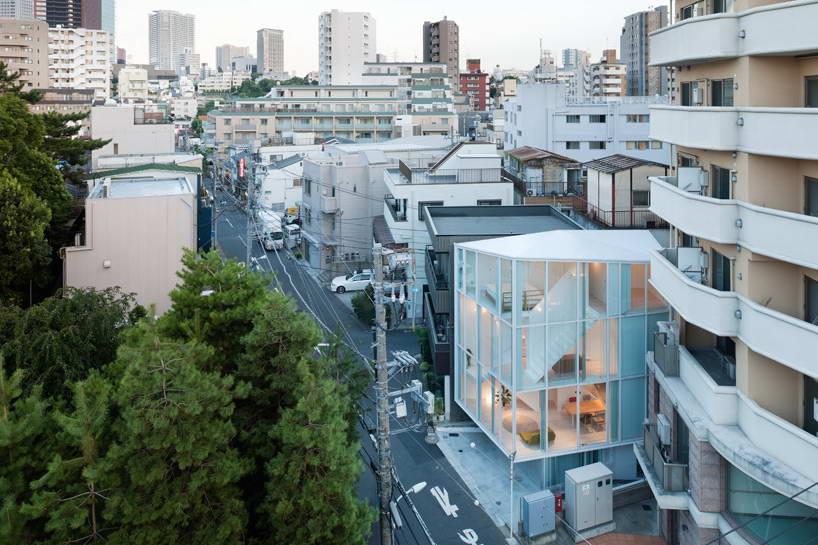 жилище в японии