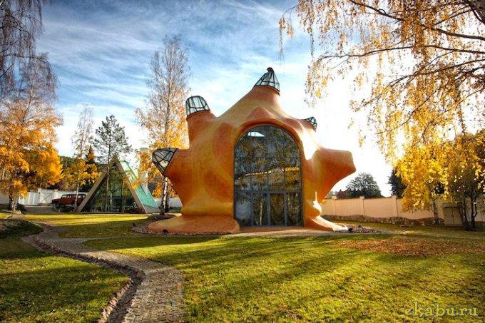 Shell house 3