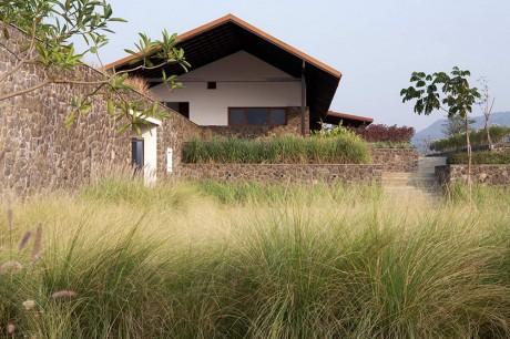 Загородный дом в Индии 2