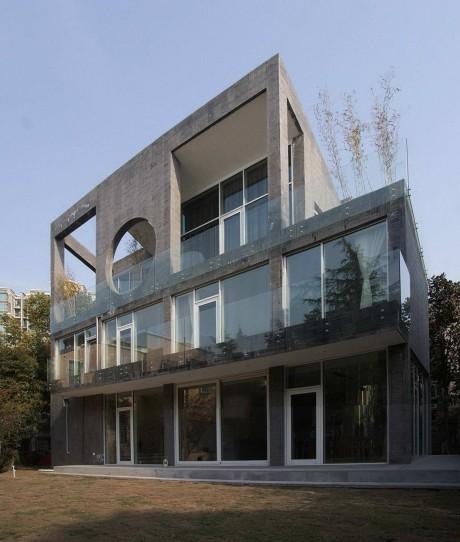 Городской дом в Китае