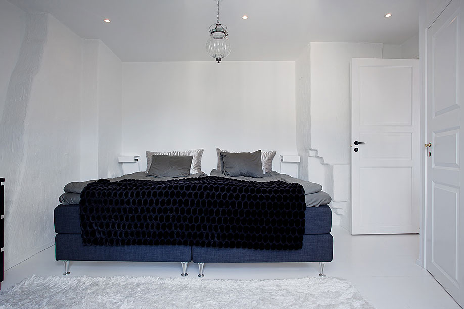 White Penthouse in Stockholm 12