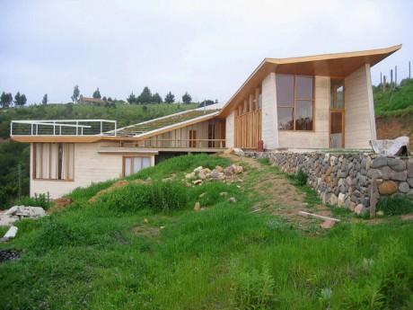 Дом на склоне в Чили 4