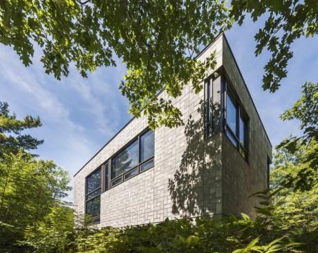 Лесной дом в Канаде 4