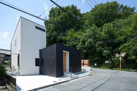 Городской дом в Японии 41