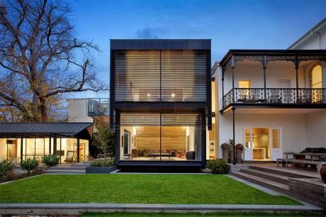 Расширение дома в Австралии 12