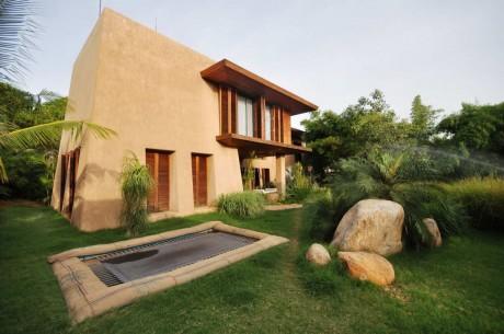 Загородный дом в Индии 3