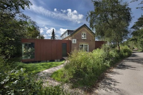 Расширение дома в Голландии 3