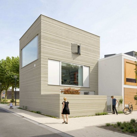 Городской дом в Голландии 9