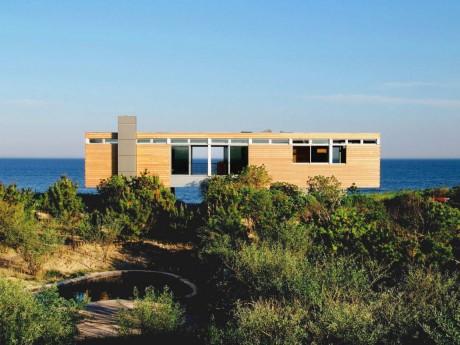 Дом у океана в США 9
