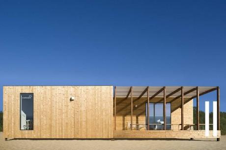 Модульный дом в Португалии 3