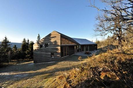 Горный дом в Норвегии