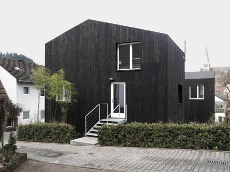 Два дома в Германии