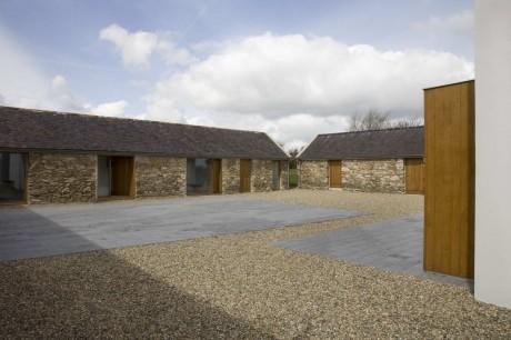 Реконструкция дома в Ирландии