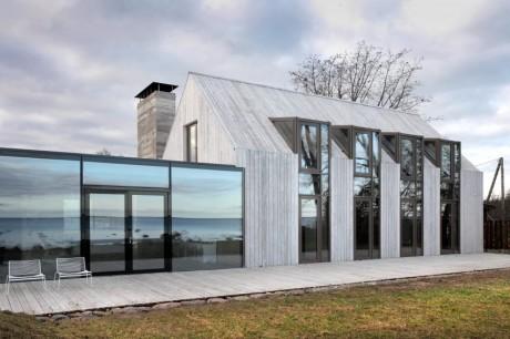Загородный дом в Латвии 2