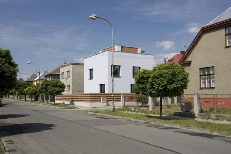 Реконструкция дома в Чехии 2