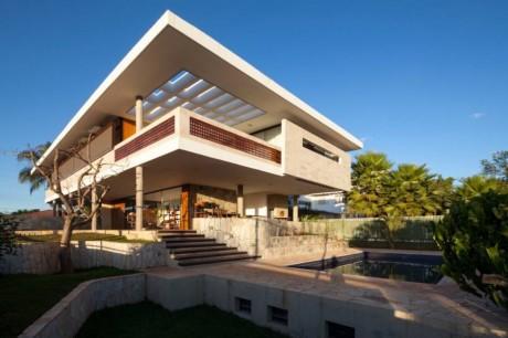 Загородный дом в Бразилии 8