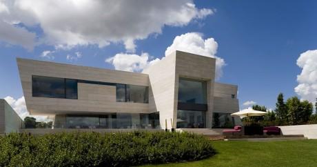 Загородный дом в Испании 12