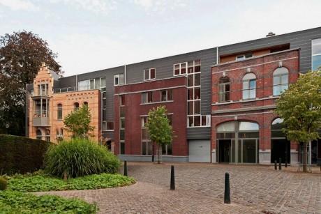 Городской дом в Бельгии 2