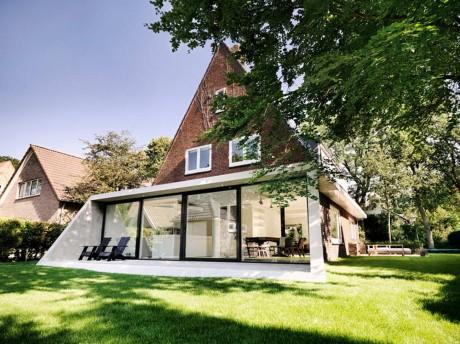 Расширение дома в Голландии 4