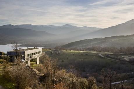 Дом на склоне в Испании 4