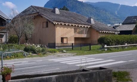 Реконструкция дома во Франции