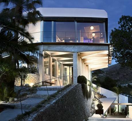 Реконструкция дома в Испании 6