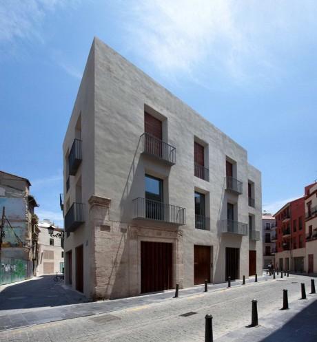 Городской дом в Испании 6