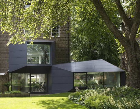 Расширение дома в Англии 3